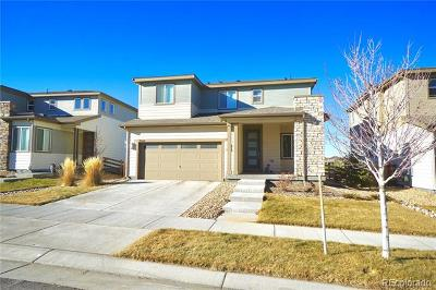 Commerce City Single Family Home Active: 11049 Rifle Court