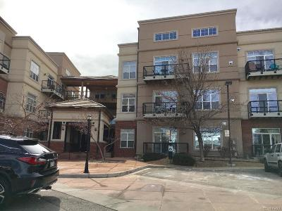 Greenwood Village Condo/Townhouse Active: 5677 South Park Place #301