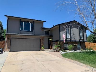 Denver Single Family Home Active: 5001 South Independence Court