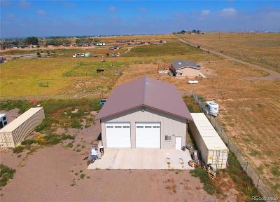 Fort Lupton Single Family Home Under Contract: 15524 County Road 6