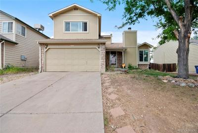 Centennial Single Family Home Active: 4861 South Dunkirk Way