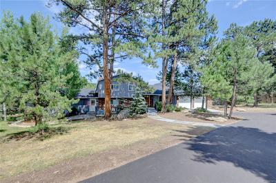 Conifer, Evergreen Single Family Home Active: 2718 Olympia Circle