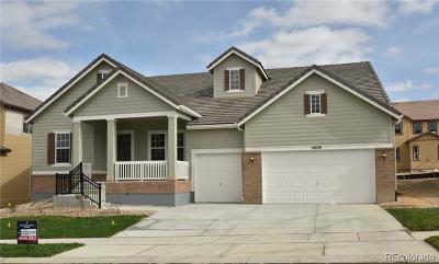 Broomfield Single Family Home Active: 16078 Humboldt Peak Drive
