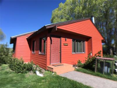 Routt County Condo/Townhouse Active: 54737 Cr 129 #Mustang