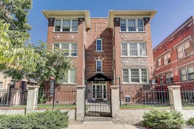 Denver Income Under Contract: 1432 North Pennsylvania Street