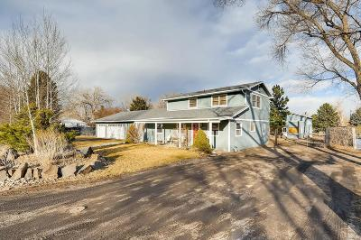 Golden, Lakewood, Arvada, Evergreen, Morrison Single Family Home Under Contract: 5120 Eldridge Street