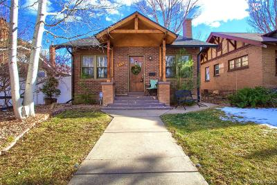Single Family Home Under Contract: 826 Madison Street