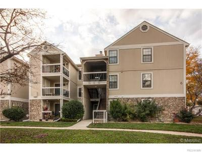 Arvada Condo/Townhouse Under Contract: 5403 West 76th Avenue #615