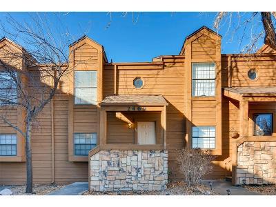 Denver Condo/Townhouse Active: 2469 Devonshire Court #34