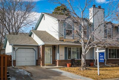 Arvada Condo/Townhouse Under Contract: 5213 Estes Circle