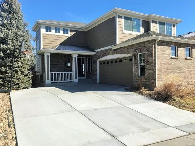 Arapahoe County Single Family Home Active: 24441 East Whitaker Circle