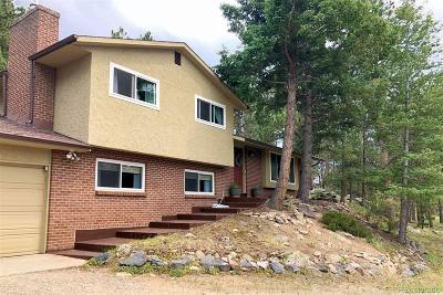 Evergreen Single Family Home Under Contract: 6378 Farview Lane
