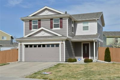 Lochbuie Single Family Home Active: 243 Silver Spur Court