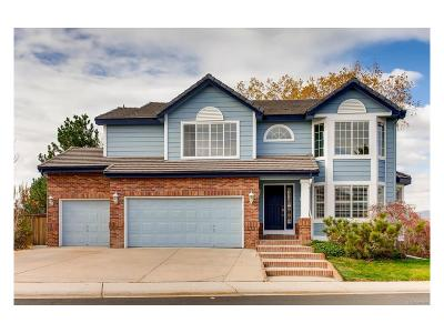 Highlands Ranch Single Family Home Under Contract: 3396 White Oak Lane