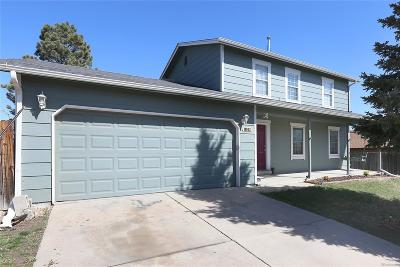 Aurora CO Single Family Home Active: $344,900