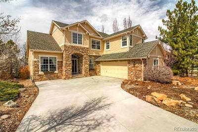 Castle Pines, Castle Rock, Larkspur Single Family Home Active: 7115 Forest Ridge Circle