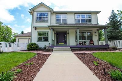 Erie Single Family Home Active: 1361 Washburn Street