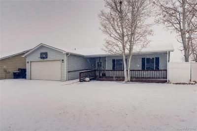 Greeley Single Family Home Active: 208 North 45th Avenue Court