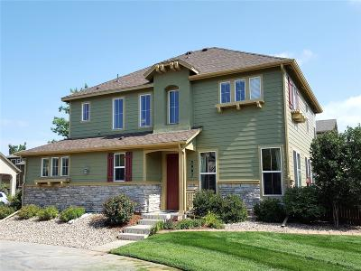 Highlands Ranch Single Family Home Active: 3997 Blue Pine Circle
