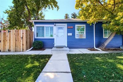 Westwood Condo/Townhouse Under Contract: 3854 West Nevada Place