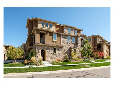 Highlands Ranch Condo/Townhouse Under Contract: 9482 Loggia Street #D