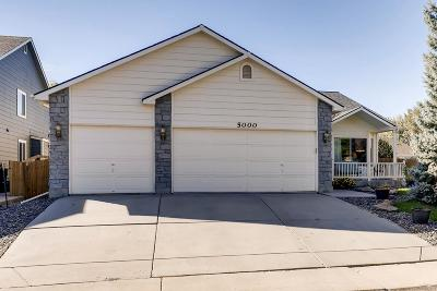 Thornton Single Family Home Active: 5000 East 117th Drive
