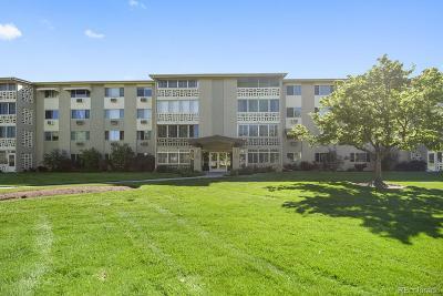 Denver Condo/Townhouse Under Contract: 690 South Alton Way #11B