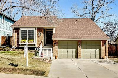 Willow Creek Single Family Home Under Contract: 7918 South Roslyn Way