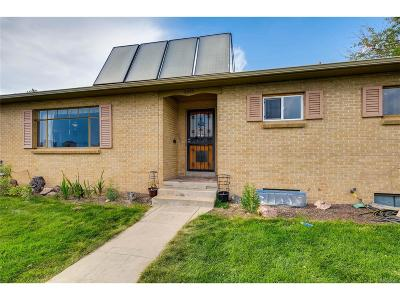 Denver Single Family Home Under Contract: 2255 East Iowa Avenue