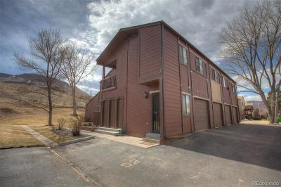 Golden Condo/Townhouse Under Contract: 18308 West 58th Place #52