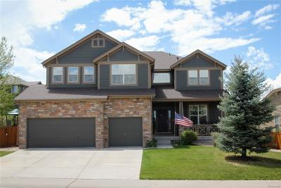 Castle Rock Single Family Home Active: 7491 Kimberly Drive