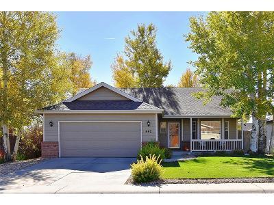 Johnstown Single Family Home Under Contract: 442 La Costa Lane