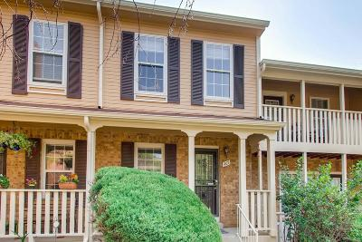 Louisville Condo/Townhouse Under Contract: 407 Pheasant Run