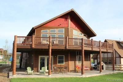 Steamboat Springs Single Family Home Active: 2669 Abbey Road