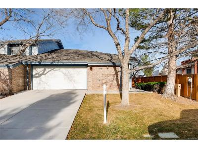 Highlands Ranch Condo/Townhouse Under Contract: 1491 Northcrest Drive