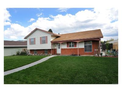 Salida Single Family Home Under Contract: 1511 J Street