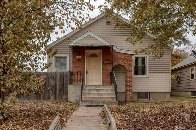 Greeley Single Family Home Under Contract: 2102 6th Avenue