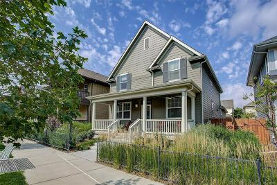 Denver Single Family Home Under Contract: 7946 East 35th Avenue