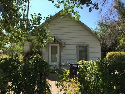 Denver Single Family Home Active: 2800 West 2nd Avenue