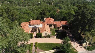 Broadmoor Single Family Home Under Contract: 1270 Mesa Avenue