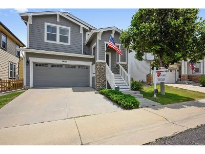 Highlands Ranch Single Family Home Under Contract: 10634 Cherrybrook Circle