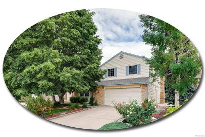 Centennial Single Family Home Under Contract: 8053 South Corona Way