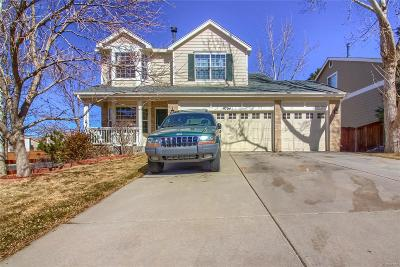 Highlands Ranch Single Family Home Under Contract: 9704 Mulberry Street