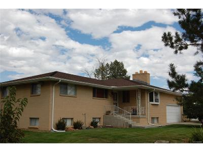 Boulder Single Family Home Active: 7977 Baseline Road