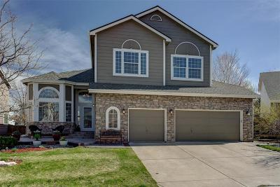 Highlands Ranch Single Family Home Under Contract: 2527 Baneberry Lane