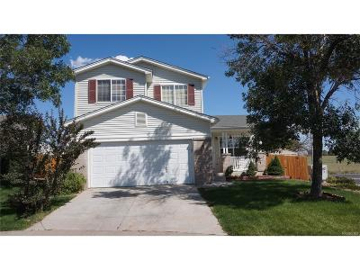 Aurora, Denver Single Family Home Under Contract: 19991 Montview Drive