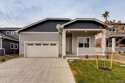 Denver Single Family Home Under Contract: 7890 Florado Street