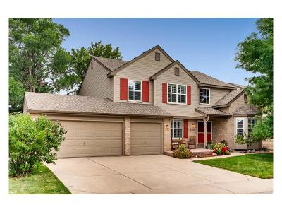 Highlands Ranch Single Family Home Under Contract: 10167 Mountain Maple Lane