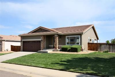 Highlands Ranch CO Single Family Home Under Contract: $484,900