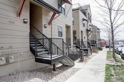 Denver Condo/Townhouse Active: 3038 Umatilla Street #B